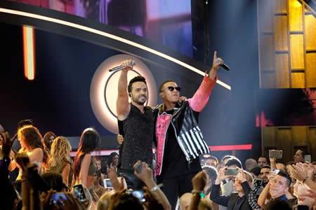 Listado de ganadores de Premios Billboard de la Música Latina 2017