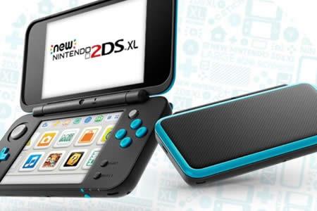Nintendo lanzará en julio su consola portátil renovada New 2DS XL
