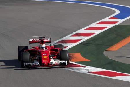 Ferrari enseña su potencial