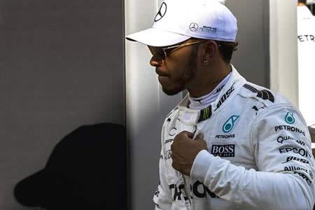 """Hamilton: """"No estamos fingiendo; Ferrari sí lo ha hecho en el pasado"""""""