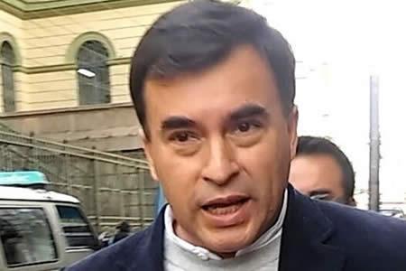 Senado aprueba que Juan Ramón Quintana sea el embajador en Cuba