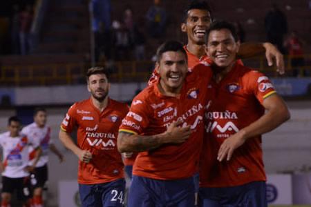 Wilstermann consigue una victoria sufrida ante Nacional Potosí