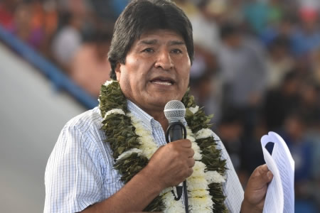 Bolivia expresa condolencias por accidente de avión militar de Cuba