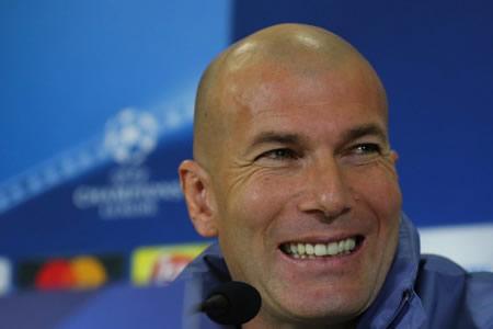Esto dijo Zidane acerca de su estado de ánimo