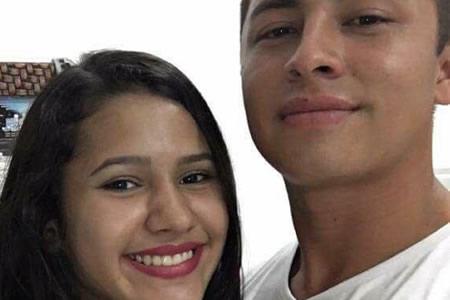 El selfi de una pareja horroriza la Red