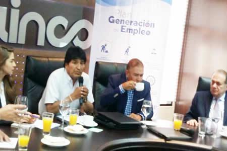Gobierno y la cainco firman convenio para generar empleo for Banco union uninet
