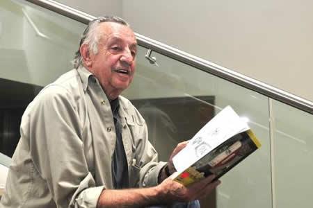 El caricaturista mexicano Rius fallece a los 83 años