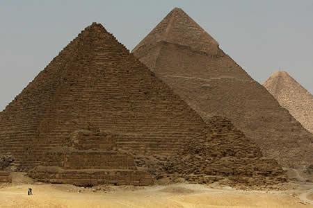 Científicos descubren que los restos de un faraón egipcio pertenecen a un gigante