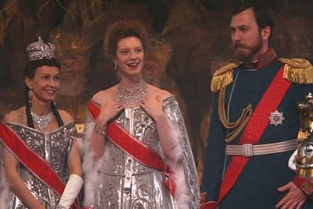 """""""Maltida"""", el filme sobre el último zar ruso, aspira al Oscar"""