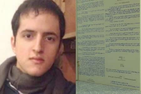 Regresa a casa brasileño que dejó 14 libros codificados antes de desaparecer