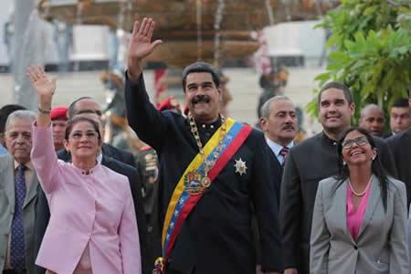 Gestión de Maduro tiene 17 % de apoyo popular, según encuestadora Datanálisis