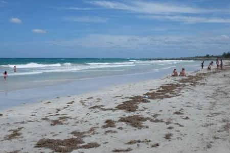 El 82 % de las playas de arena en Cuba sufre erosión, indica un estudio