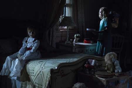 """""""Annabelle 2: La Creación"""" impone su ley de terror en la taquilla estadounidense"""