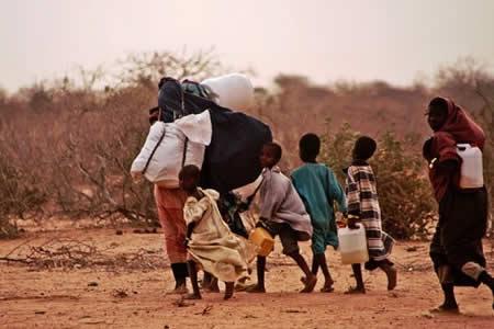 Más de 33.000 refugiados congoleses reubicados en Angola por su seguridad