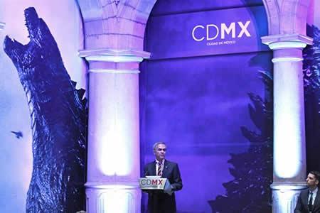 Ciudad de México estará bajo ataque de Godzilla en la nueva cinta de la saga