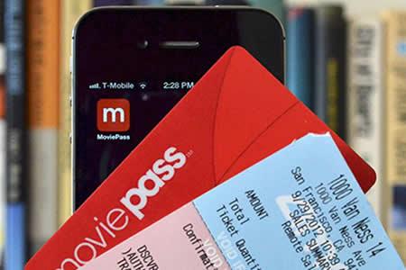 Un servicio ofrece suscripción para ir al cine en EEUU por 10 dólares al mes