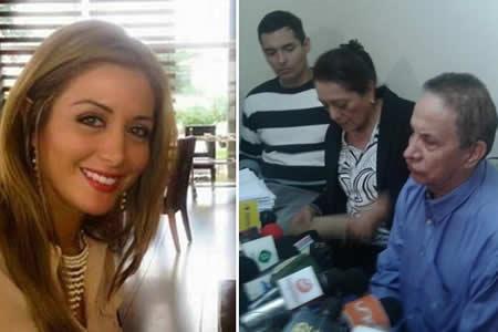 Peritos afirman que Lorena Torrez no fue asesinada por ningún asaltante