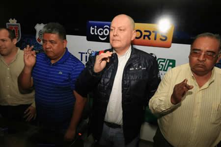 Carlos Ribera el sucesor de Marco Peredo en la Liga y FBF