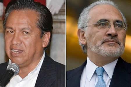 """Martínez llama """"ecologista gonista racista"""" a Mesa"""
