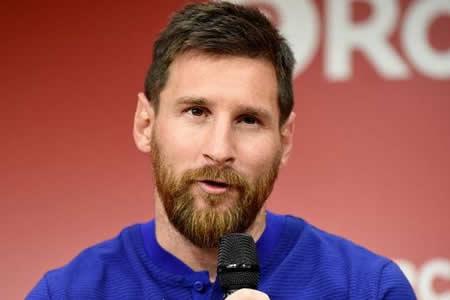 """Messi: """"No nos vamos a rendir"""""""