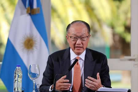 """Banco Mundial muestra entusiasmo por la """"dirección prometedora"""" de Argentina"""