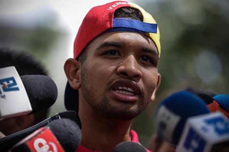 Músico de protestas venezolanas denuncia torturas por parte de funcionarios