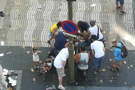 Consulado de Barcelona dice que no hay víctimas bolivianas en atentado terrorista