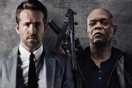"""""""The Hitman's Bodyguard"""" y """"Logan Lucky"""" prometen acción en los cines de EEUU"""