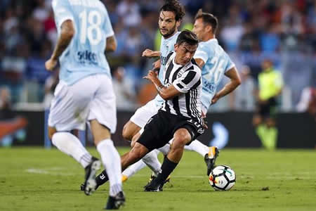Dybala e Higuaín guían el primer triunfo del Juventus