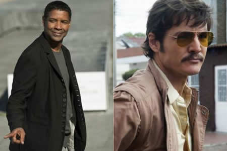 "Pedro Pascal se enfrentará a Denzel Washington en ""The Equalizer 2"""