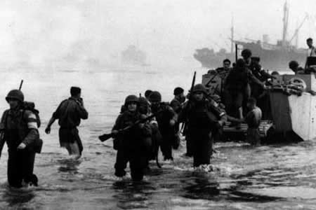 Descubren que un veterano simuló haber estado en el desembarco de Normandía