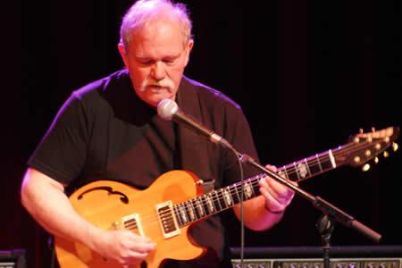 El guitarrista de jazz John Abercrombie fallece en Nueva York a los 72 años