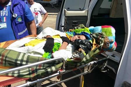 Mujer del Tipnis navegó casi 3 días para tener ayuda médica