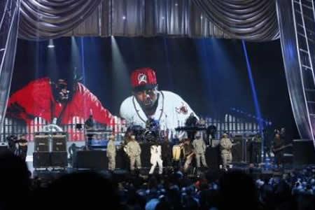 Una demanda enfrenta a los líderes del grupo de rap Public Enemy