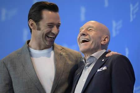 """Jackman llevó a la Berlinale su amoroso adiós a las cuchillas de """"Logan"""""""