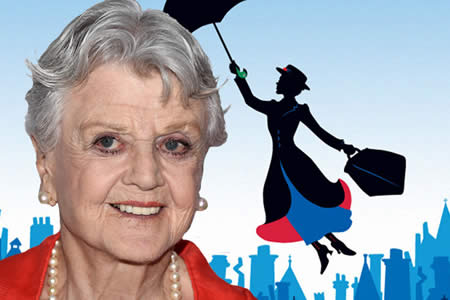 "Angela Lansbury participará en ""Mary Poppins Returns"""