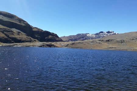 En efemérides cívica de La Paz anuncian la construcción de 3 nuevas represas