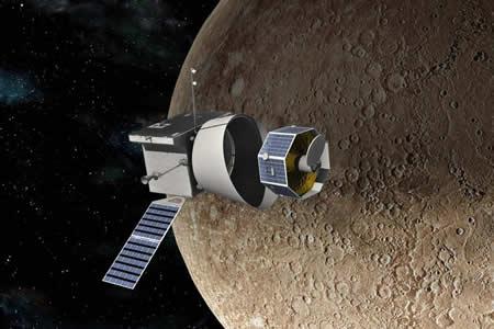 BepiColombo, primera misión europea a Mercurio, en su última fase de pruebas