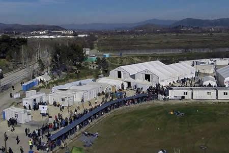 ONGs inquietas por traspaso al Gobierno griego de campos refugiados en islas