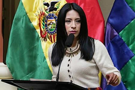 Ministra Alanoca: Museo de Orinoca no es para lucrar