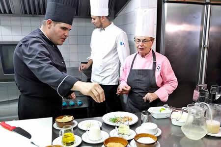 Sor Angele, la monja chef a la que Fidel quiso encomendar la cocina cubana