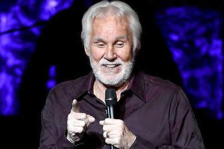 Kenny Rogers ofrecerá su concierto de despedida el 25 de octubre en Nashville