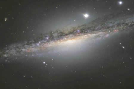 El centro de la Vía Láctea concentra los rayos cósmicos de mayor energía