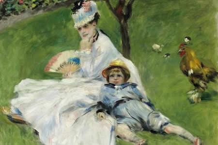 Los grandes coleccionistas de arte rompen su misterio y brillan en París