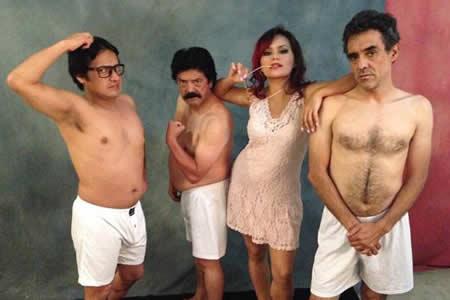 """Ladies night, una comedia """"muy seria"""" que desnuda a la sociedad ecuatoriana"""