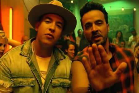 """""""Despacito"""", la canción más reproducida en """"streaming"""" de la historia"""