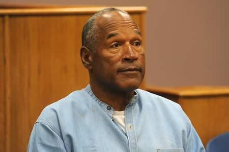 O.J. Simpson saldrá en libertad condicional tras 9 años en prisión