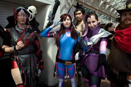 Comienza en San Diego el carnaval multimedia de la Comic-Con