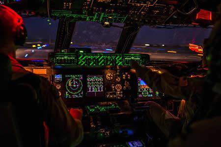 Un sistema secreto impide que pilotos que se odian compartan la cabina del avión