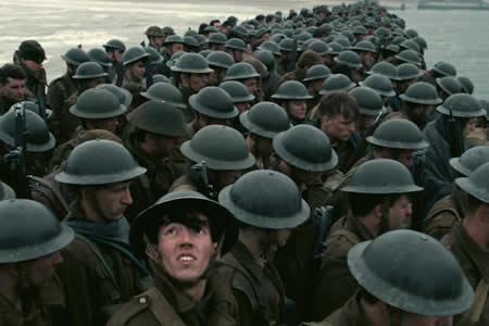 """""""Dunkirk"""" y """"Valerian"""", más artillería para la cartelera"""